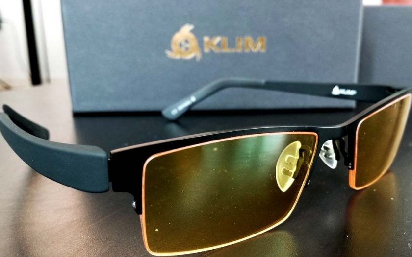 Lunettes gamer KLIM Optics